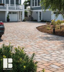 Driveway pavers Belgard