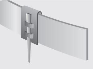 Border Concepts Steel Edging Splicer