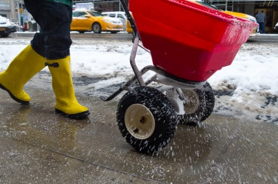 winter supplies and ice melt products - Mercer, Burlington, Somerset