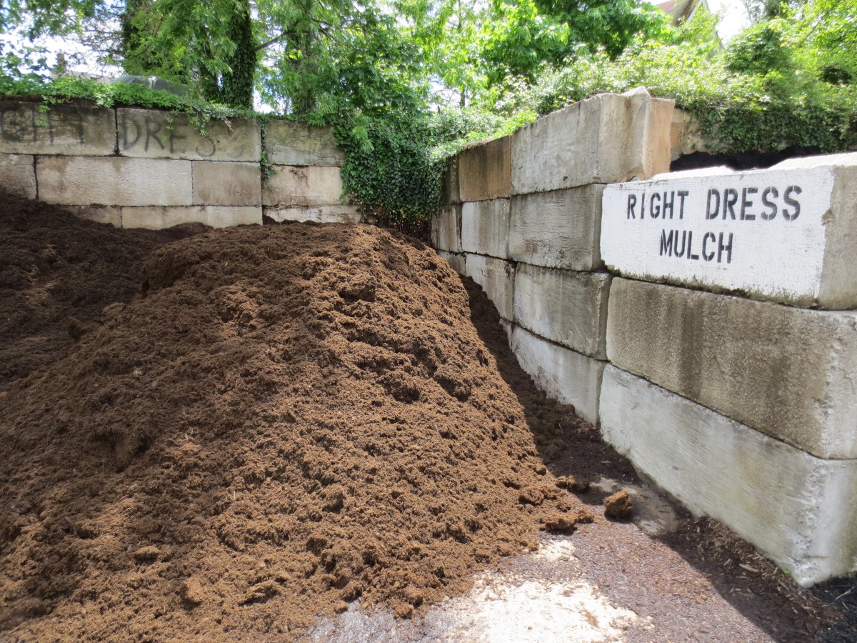 Right Dress Mulch