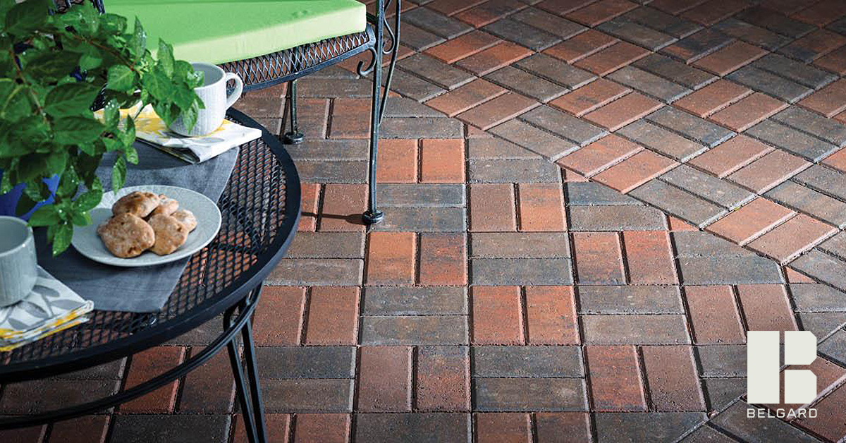 How To Choose A Color For Your Backyard Pavers Yardville Supply